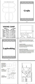 Vikings - Interactive Learning for 3rd-6th Grades