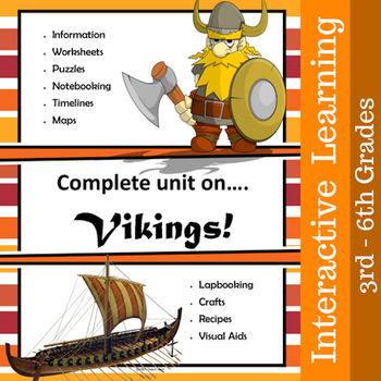 Vikings - A Complete Unit!