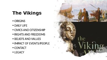 Vikings: An Historical Inquiry