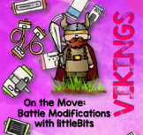 Vikings: Battle Modifications with littleBits