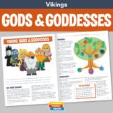 Viking Gods and Goddesses