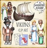 Vikings Clip Art