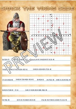 Vikings Coordinated Code Breaker Activity Worksheet differ