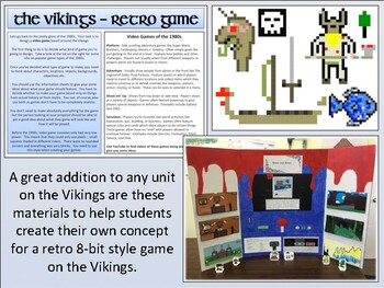 Vikings - Game Design Project