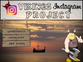 Vikings Instagram Project