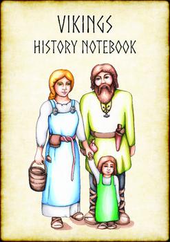 Vikings Interactive Notebook