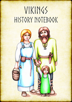 Vikings Interactive Notebook