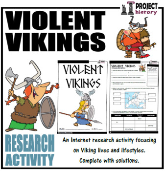 Vikings Internet Research Activity