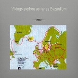 """Vikings: Lives of the Norsemen"" Viking History PowerPoint"