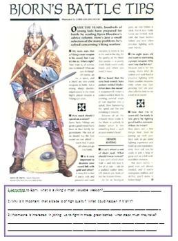 Vikings - Mini Bundle of Lessons