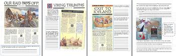 Vikings - Mini Unit of Lessons (8)