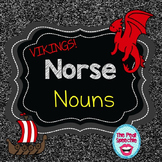 Nouns | Nouns Sorting | Person, Place, or Thing