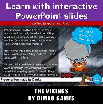 Vikings Presentation by Dimko