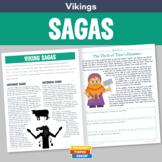 Vikings - Sagas