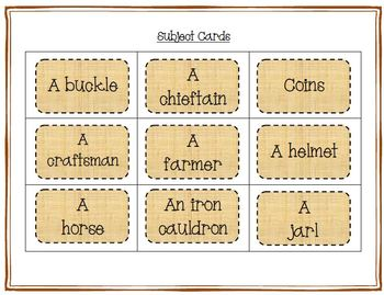 Word Work for Fluent Readers - Vikings