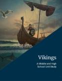 Vikings Unit Study
