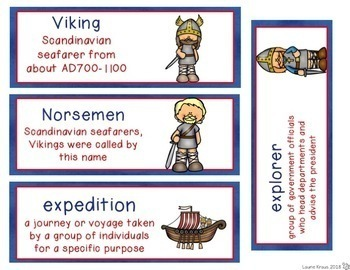 Vikings Unit and Research Activities about Leif Eriksson