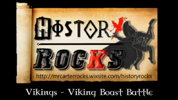 Vikings - Viking Boast Battle (Rap Song)