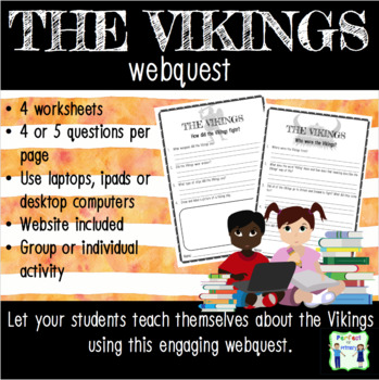 Vikings Webquest