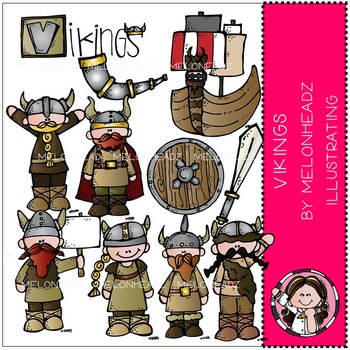Vikings by Melonheadz COMBO PACK