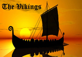 Vikings - comprehensive information pack / presentation