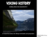 Vikings geography and homelands