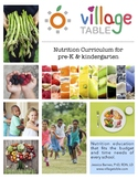 Village Table 10 Lesson Nutrition Curriculum