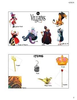 Villain Clue Game 2 Step Word Problems