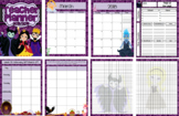 Villain Inspired 2018-2019 Teacher Planner (2 Hrs.)