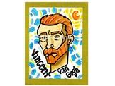 Vincent Van Gogh- Artist Poster