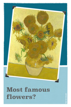 Vincent Van Gogh - Artists of the world enrichment kit - F