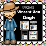 Vincent Van Gogh - Famous Artist Art & Bio Units- Bundle -