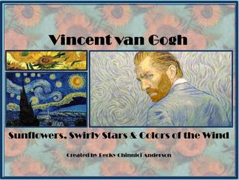 """Vincent Van Gogh  - """"Let's Get Acquainted"""" Presentation"""