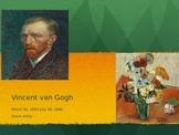 Vincent Van Gogh Power Point