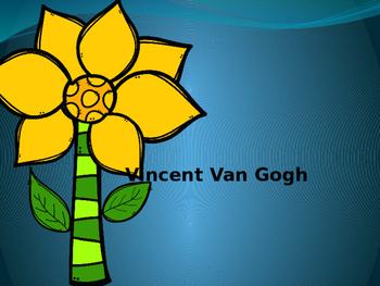 Vincent Van Gogh PowerPoint