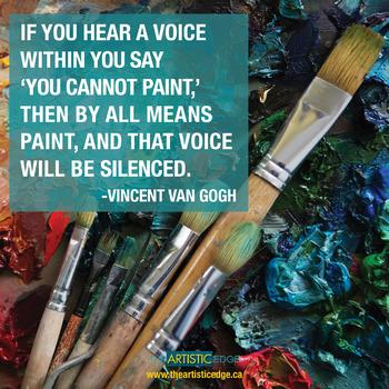 Vincent Van Gogh Printable Poster (8.5 x 11)