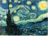 "Vincent Van Gogh - ""Starry Night"" Slideshow"