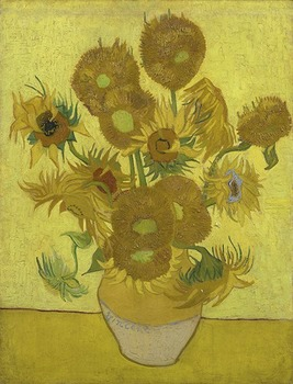 Vincent Van Gogh Writing Prompt