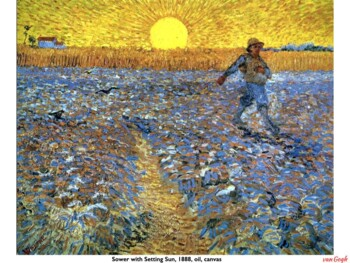 Vincent van Gogh ~ Art History ~ Post Impress ~ Painting ~ Art ~ 198 Slides