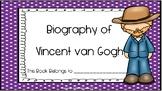 Vincent van Gogh - Biography