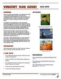 Vincent van Gogh Informational Worksheet