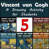 Vincent van Gogh - Recreating FIVE of van Gogh's Greatest Paintings
