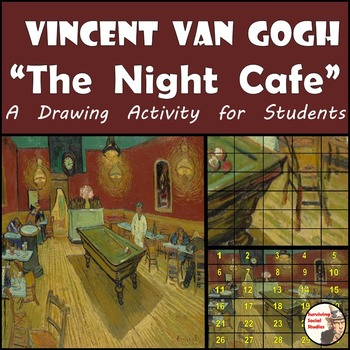 "Vincent van Gogh - Recreating ""The Night Cafe"" Painting"