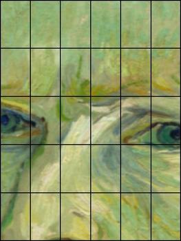 "Vincent van Gogh - Recreating his ""Self-Portrait"" Painting"