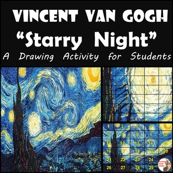 """Vincent van Gogh - Recreating the """"Starry Night"""" Painting"""