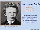 Vincent van Gogh Slideshow