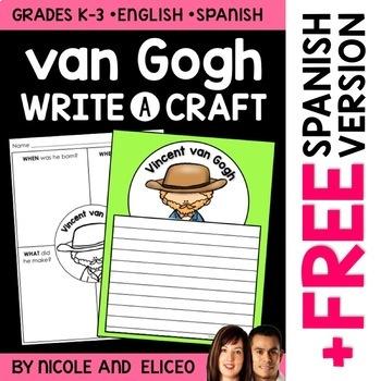 Writing Craft - Vincent van Gogh Art History