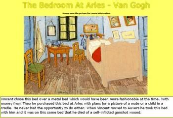 Vincent van Gogh by Bill Burton