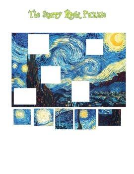Vincent van Gogh for Kids