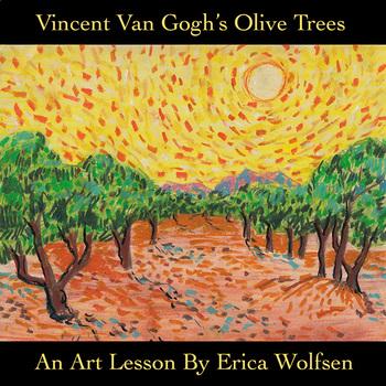 Vincent van Gogh's Olive Trees